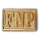 Picture of Gold Plate Pin Guard - Block FNP