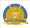 Picture of Indiana State University DNP Lapel Tac Nursing Pin